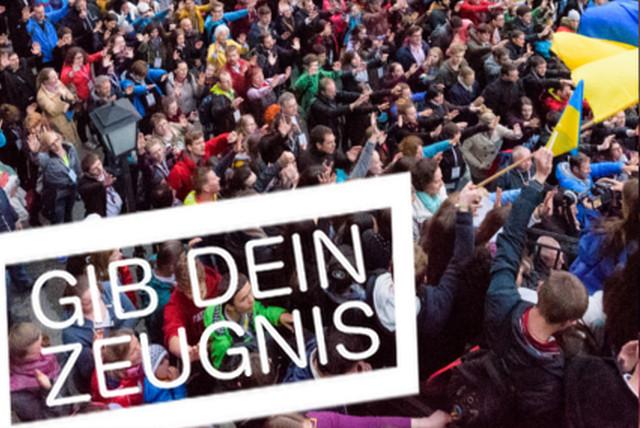Zeugnisse Pfingsten 2016