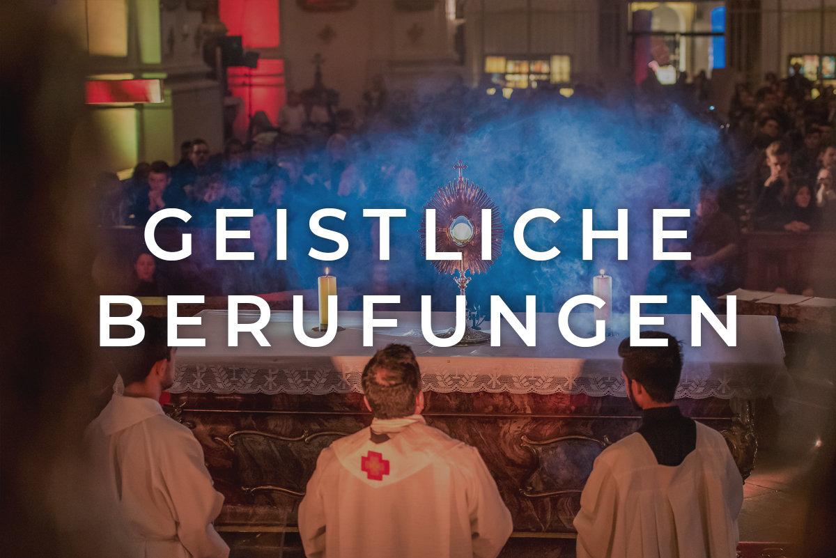 Geistliche Berufung