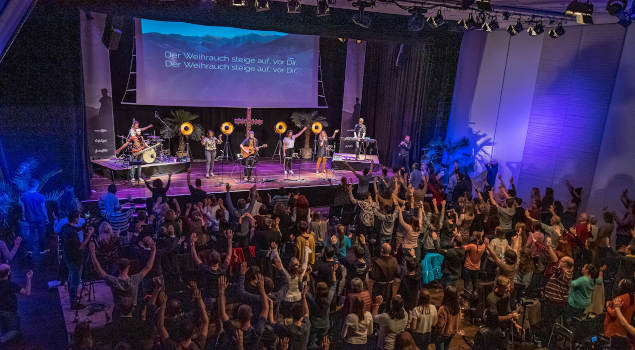 Gebetskreis Konferenz