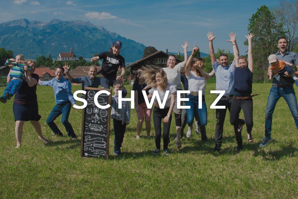 Schweiz Anlässe